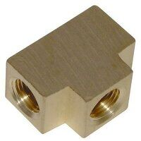 UP10-18 1/8inch BSPT Female Block Equal ...