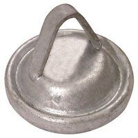 LLFEC3312 89mm Galvanised Female End Cap