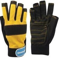 Fingerless Mechanics Glove - Large (868837)