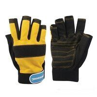 Fingerless Mechanics Glove - Medium (633906)