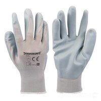 Foam Nylon Nitrile Gloves (456974)