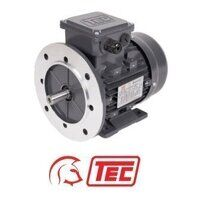 TEC IE2 Electric Motor 1.1kW 6 Pole B35 Foot & Fla...