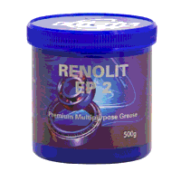 Fuchs Renolit EP2 Multi Purpose Grease 500g Pot