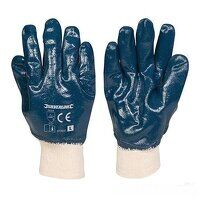 Full Coat Interlock Nitrile Gloves (427607)