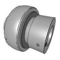 G1107KRRB INA Bearing Insert with 1.7/16inch Bore