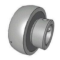 GAY100NPPB 1inch Bore INA Bearing Insert