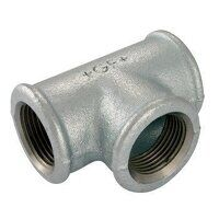 GF130-2-34 2x3/4inch BSP George Fisher Unequal Tee...