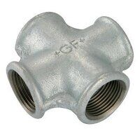 GF180-12 1/2inch BSP George Fisher Equal Crosses, ...