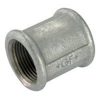 GF270-114 1.1/4inch BSP George Fisher Equal Sockets, Fig. 270 - Galvanised