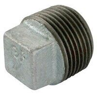 GF291-114 1.1/4inch BSP George Fisher Hollow Plugs...