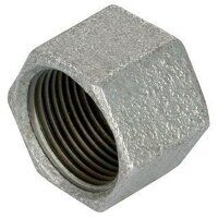 GF300-12 1/2inch George Fisher Caps, Hexagonal, Fi...