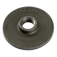 GF321-12N 1/2inch George Fisher Flanges, Undrilled...