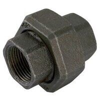 GF340-34N George Fisher Equal Unions, Iron to Iron...