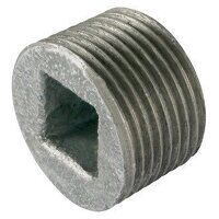 GF596-14 1/4inch George Fisher  Plugs, Recessed, F...