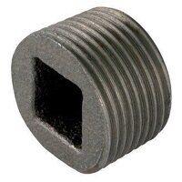 GF596-1N 1inch George Fisher  Plugs, Recessed, Fig...