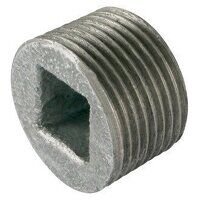 GF596-34 3/4inch George Fisher  Plugs, Recessed, F...