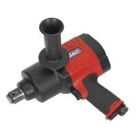 GSA6005 Sealey 1inch Sq Drive Twin Hammer Air Impact Wrench