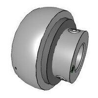 GY1203KRRB 2.3/16inch INA Bearing Insert