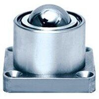 9221-A Steel Ball Transfer Unit  (Stainless Ball)