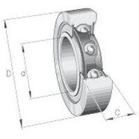 INA Track Roller Bearings LR2