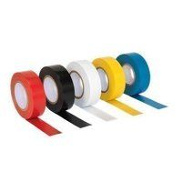 ITMIX10 Sealey Mixed Colours PVC Insulating Tape - Pack of 10 (19mm x 20mtr)