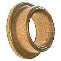 AJ0812-18 Flanged Oilite Bearing Bush 1/2 x 3/4 x ...