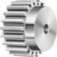 SSDP16/12B Imperial Spur Gear - Steel EN8 NO STOCK TILL 03/2021