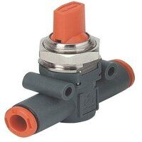 9066016 6mm On/Off Vent Inline Shut Off Valve