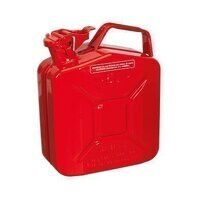 JC5MR Sealey 5ltr Jerry Can - Red