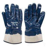 Jersey Lined Nitrile Gloves (282405) OUT...