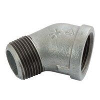 K-MI121-114 K-Line  Equal 45° Elbows, Fig. 156 - G...