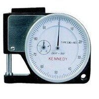 Kennedy Pocket Type Dial Thickness Gauge 0-0.4inch