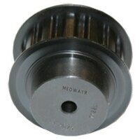 24L100 Flanged Pilot Bore Timing Pulley