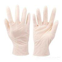 Latex Gloves 100pk (980918)