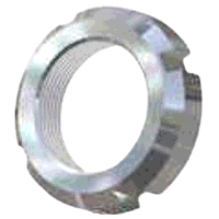 SKM10 Stainless Steel Bearing Locking Nut