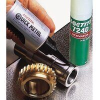 Loctite 660 Quickmetal Press Fit Repair 50ml