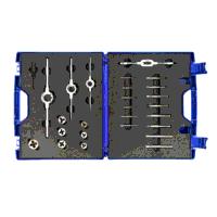 M3 - M12 HSS Tap & Die SetClass 6H / 6g HSS Tap & ...