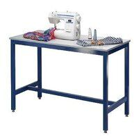 1200x600mm Medium Duty Workbench - Laminate Top (A...