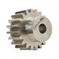 SS30/23B 3.0 Mod x 23 Tooth Metric Spur Gear in St...