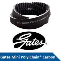 Mini Poly Chain GT Timing Belts
