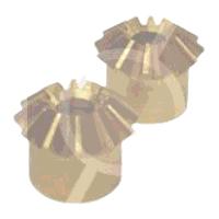Mitre Gears - Brass