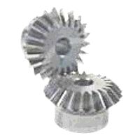 ZBM25/16 Metric Zinc Mitre Gear