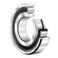N208-E-M1-C3 FAG Cylindrical Roller Bearing (Brass Cage)
