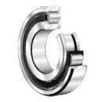 N210-E-M1 FAG Cylindrical Roller Bearing (Brass Ca...