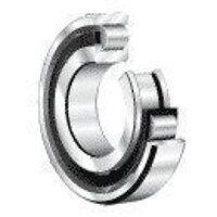 N314-E-M1-C3 FAG Cylindrical Roller Bearing (Brass...