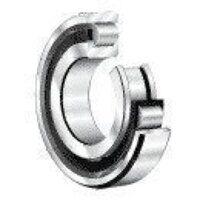 N317-E-M1-C3 FAG Cylindrical Roller Bearing (Brass...