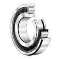 N317-E-M1 FAG Cylindrical Roller Bearing (Brass Ca...