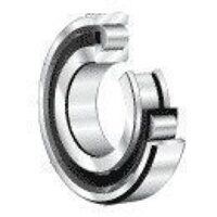 N318-E-M1 FAG Cylindrical Roller Bearing (Brass Ca...