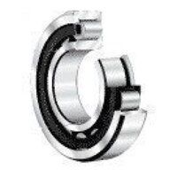 NJ207-E-M1 FAG Cylindrical Roller Bearing (Brass Cage) 35mm x 72mm x 17mm