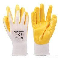 Nylon Nitrile Coat Gloves (675069)